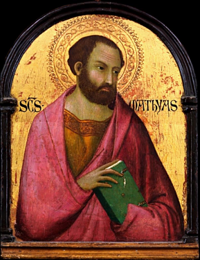 Honoring St. Matthias