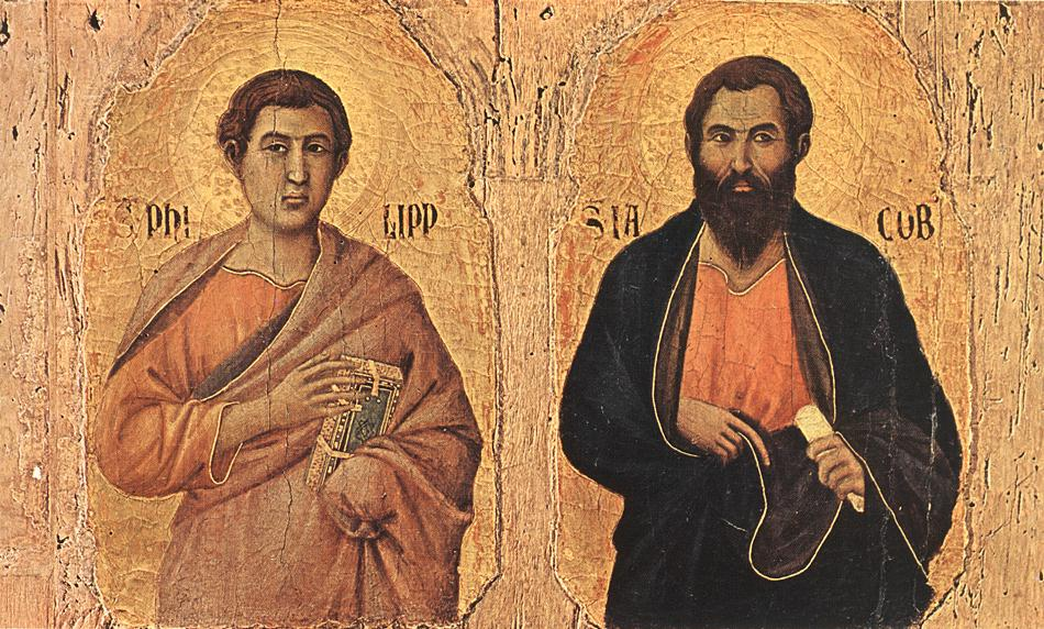 Honoring St. Philip & St. James, Apostles