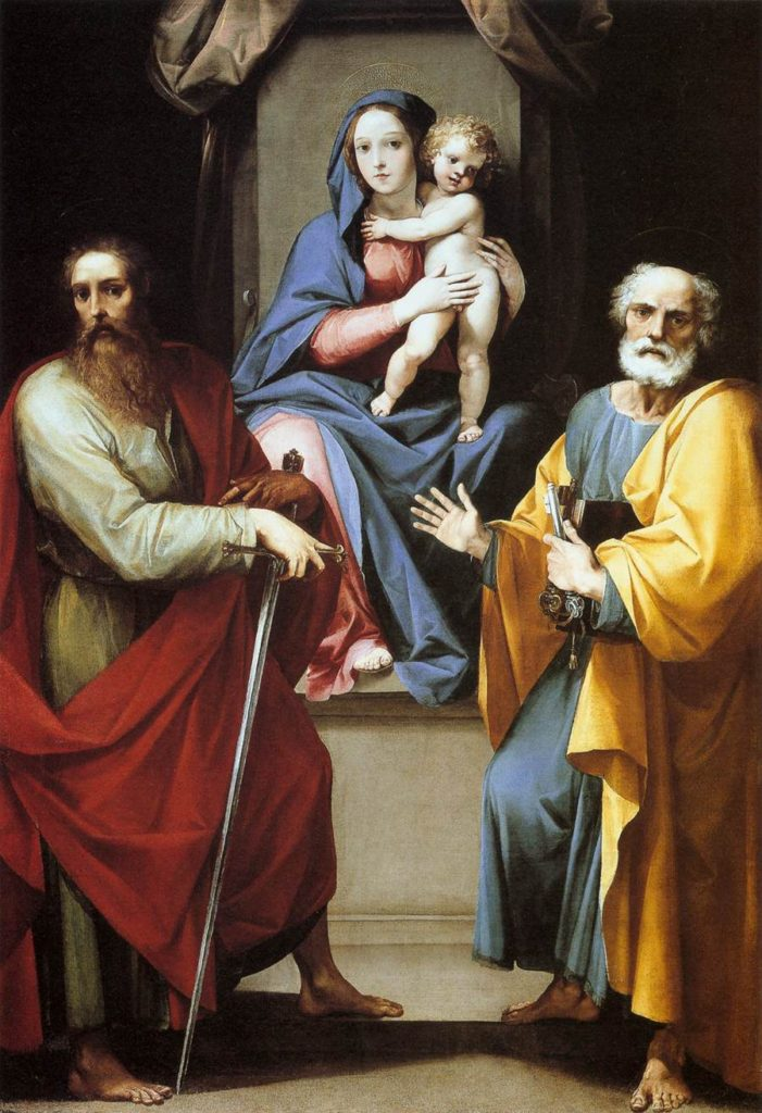 Celebrating St. Peter & St. Paul, Apostles