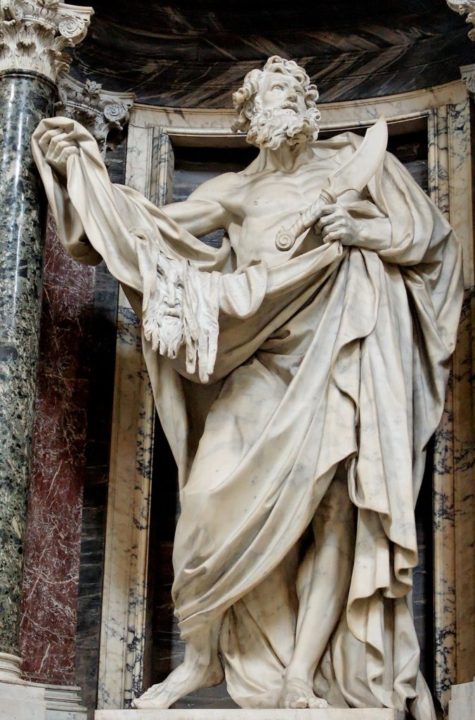 Celebrating St. Bartholomew, Apostle