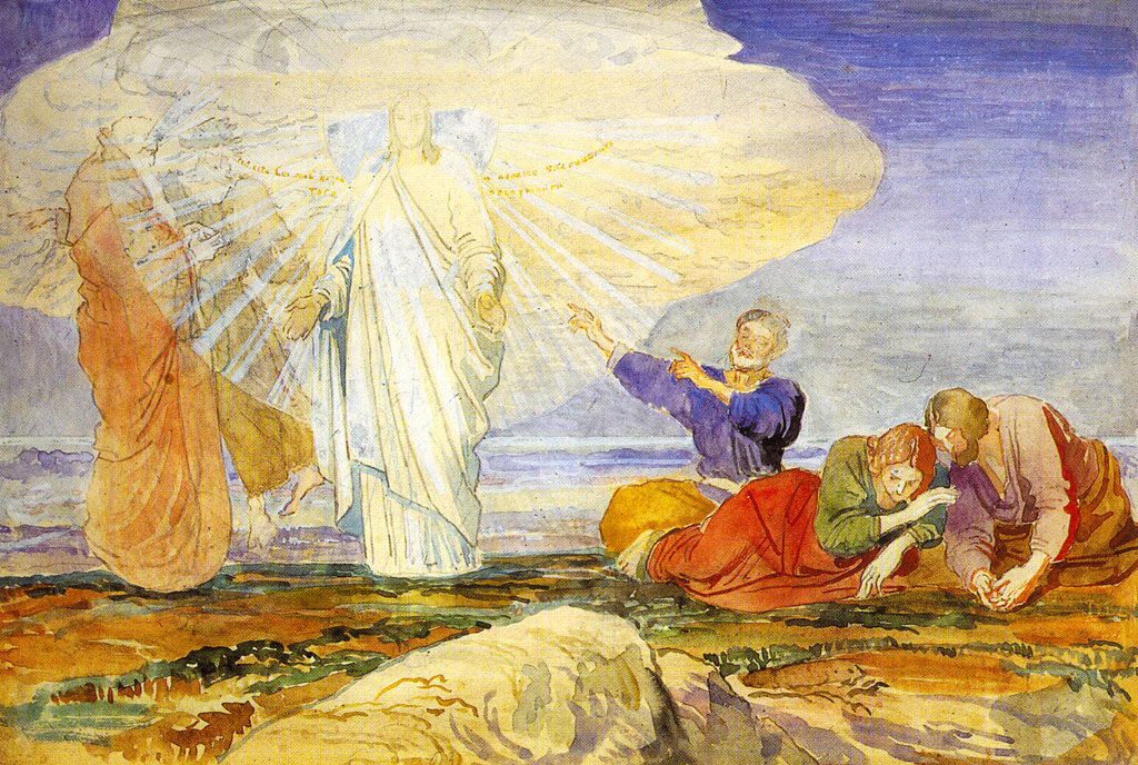Celebrating the Transfiguration
