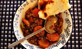 St. James of Jerusalem Inspires Sibling Fun and Lentil Soup