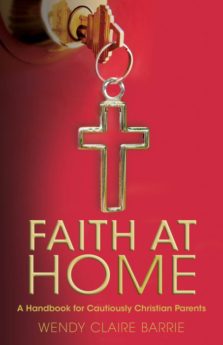 Faith at Home Book Author Interview & Giveaway