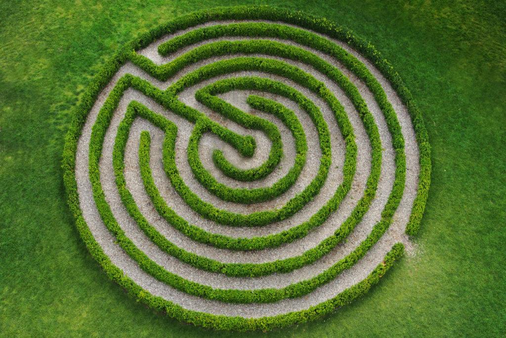 labyrinthphoto