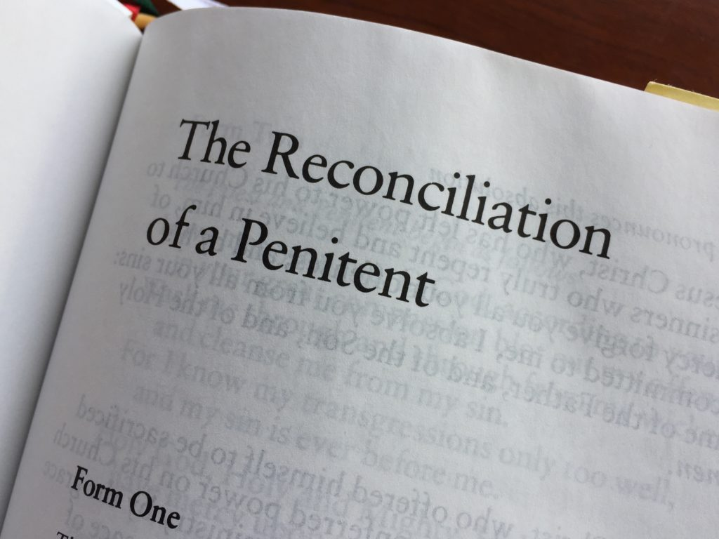 Reconciliation of a Penitent: What Is It and What Can I Expect if I Try It?