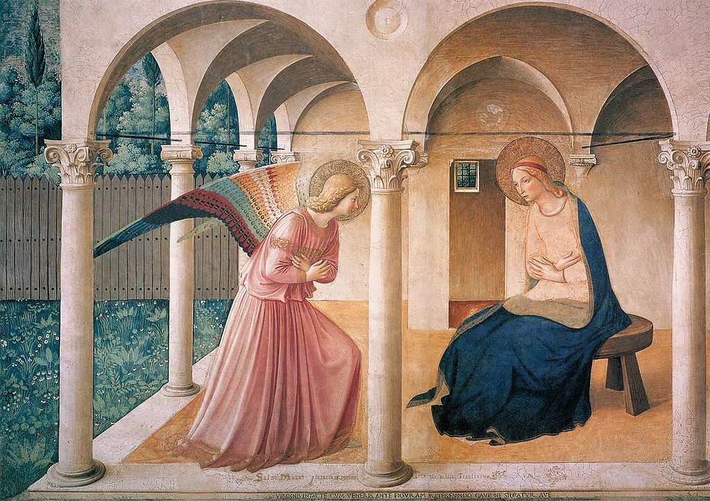 God and the angel Gabriel saw Mary's dignity. Would we?