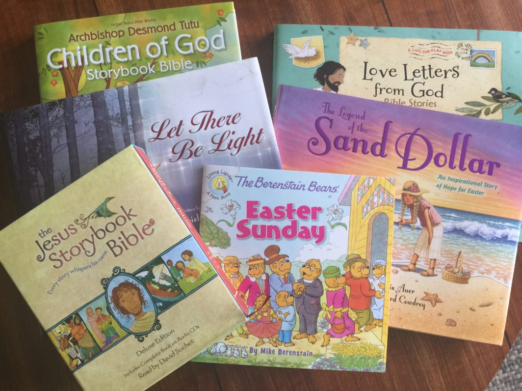Teach the Faith with Children's Books [Giveaway] – CLOSED