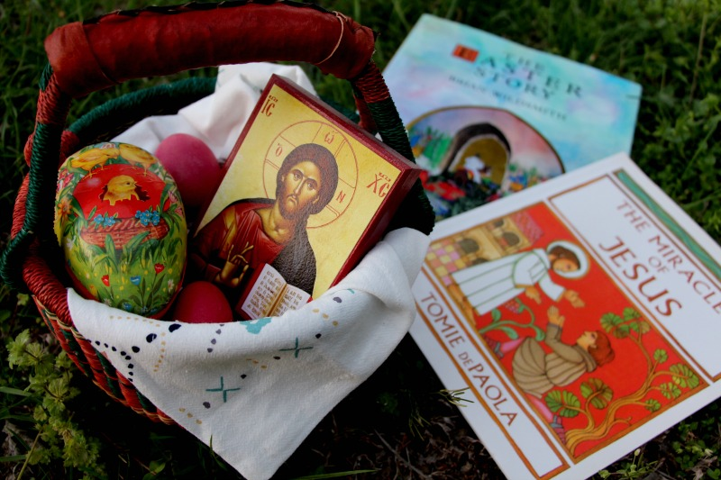 We began new traditions for Holy Week and Easter. You can too.