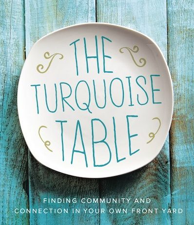 The Turquoise Table: Review, Excerpt, Giveaway!