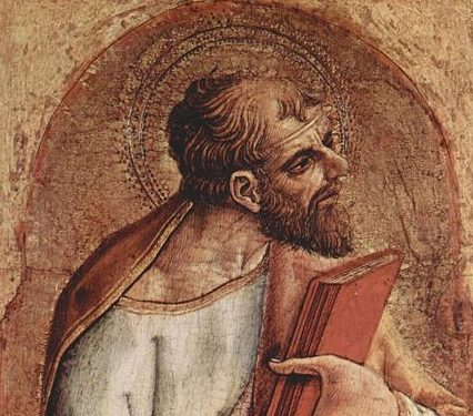 St. Bartholomew invites me to immerse myself in a book – and in the Good Book.