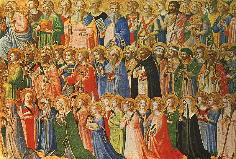 All Saints' Day – Connecting with Saints