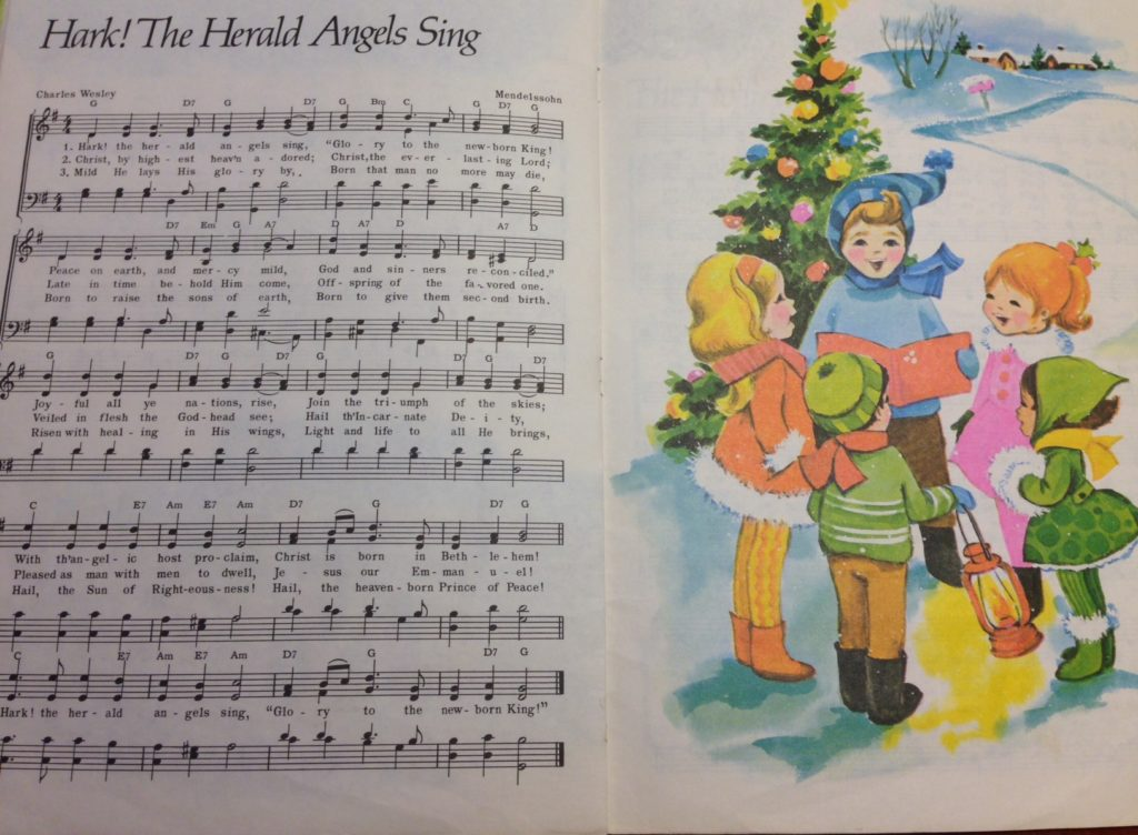 Bringing Carols Home for Christmas… and Advent