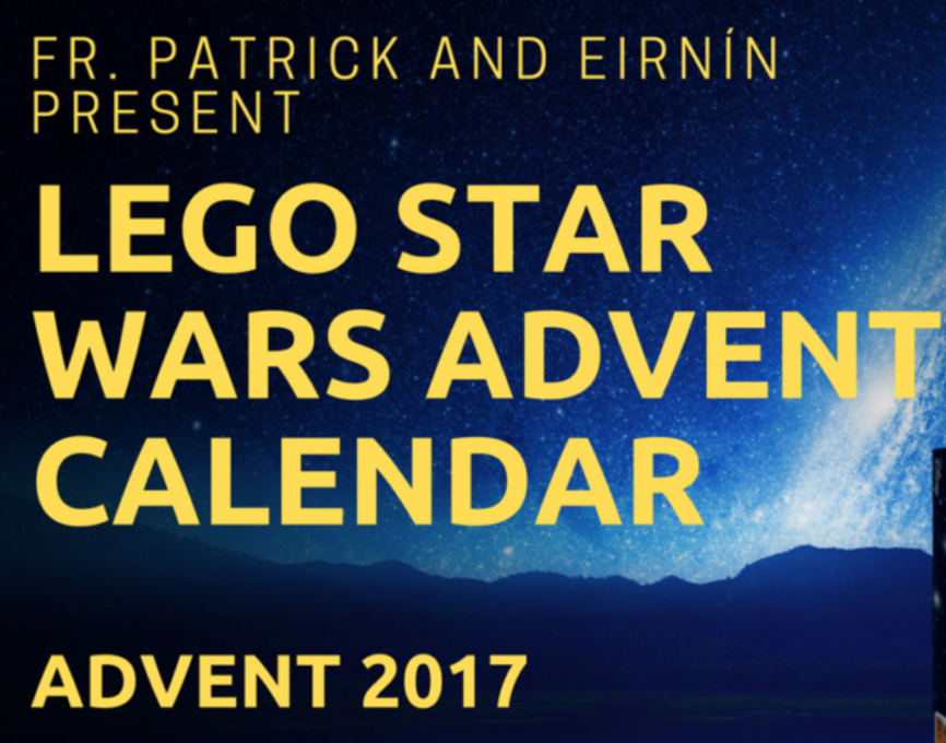 Lego, Star Wars and Advent Formation