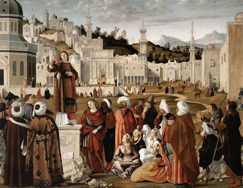 Word and Deed – The Feast of St. Stephen