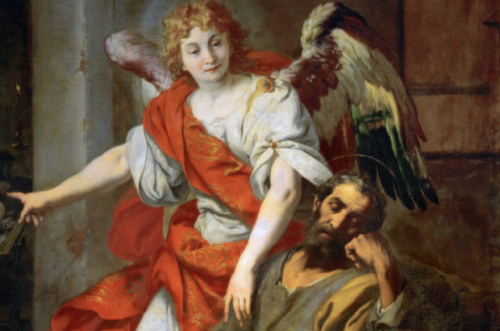 St Joseph was faithful  –even when exhausted.