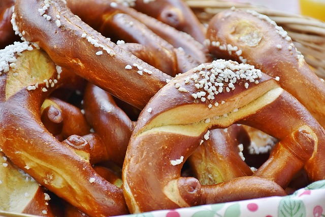 Making Pretzels: A Traditional Activity for Lent