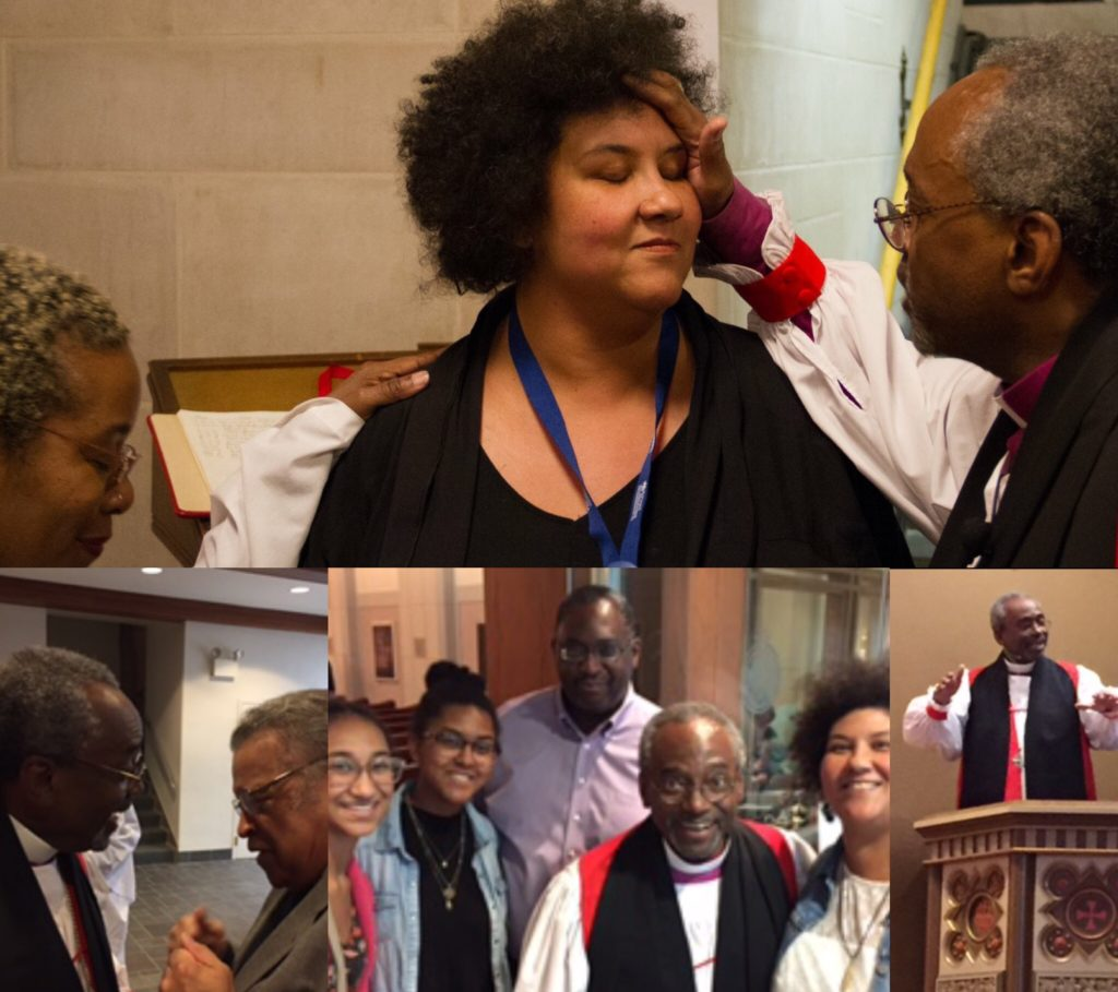Bishop Curry and Jesus have lots in common – they both preach love.