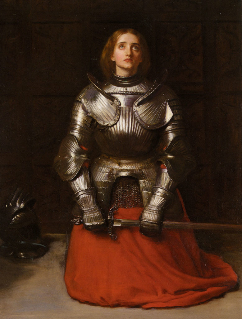Gleaning Wisdom from Joan of Arc and My Own Children