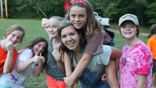 Learning who I want to be at Camp McDowell