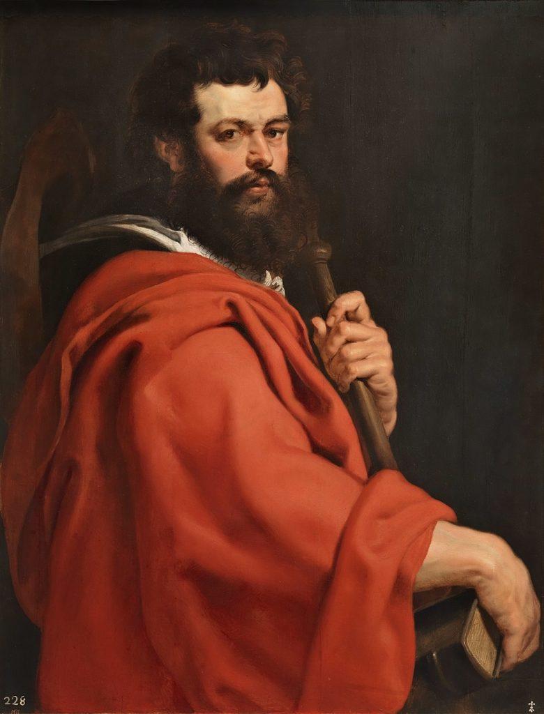Saint James the Apostle, Jesus, and Holy Friendship