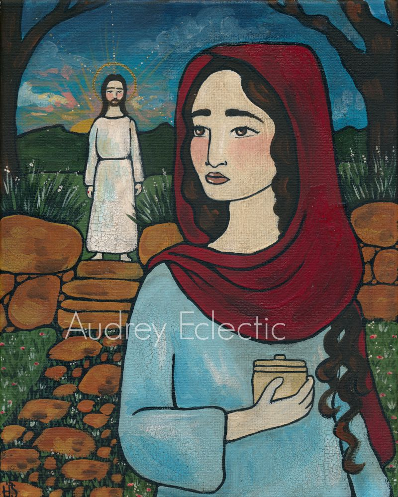 Showing Up with Mary Magdalene