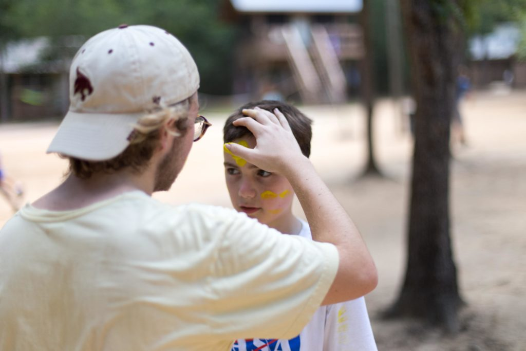 Growing into the Full Stature of Christ at Summer Camp