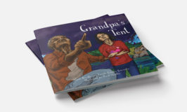 Grandpa's Tent: Talking with children about death