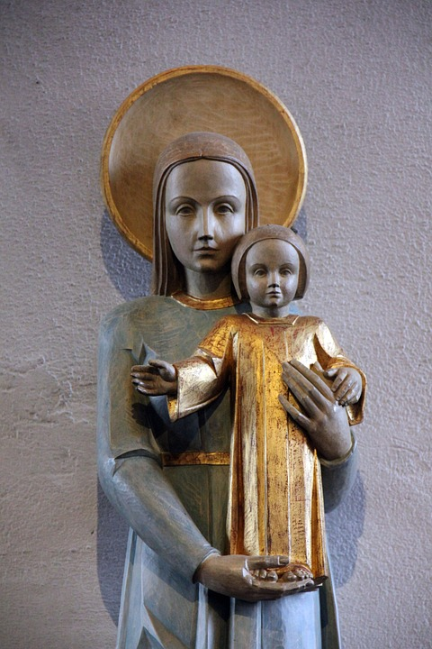 Celebrating Saint Mary the Virgin