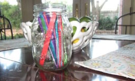Prayer Sticks: A Holy Home Activity