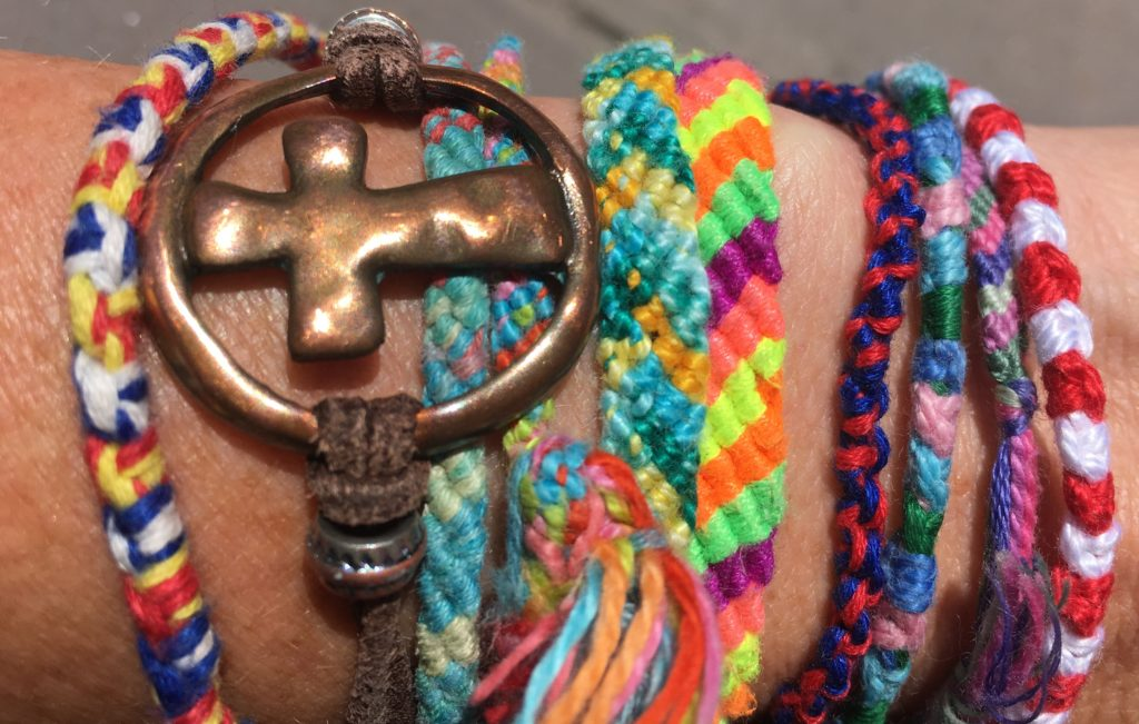 Friendship Bracelets and Forming Faith with Youth
