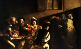Saved at the Dinner Table with Saint Matthew