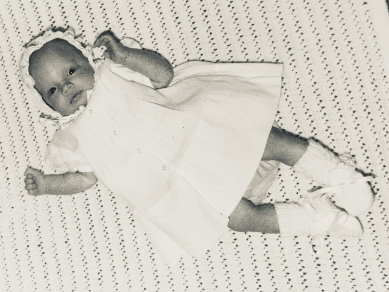 Baptized in a Dram Shop Dress
